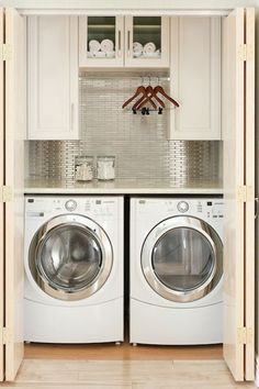 This is how my laundry room will look like!