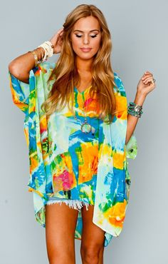 Peta Tunic ~ Tropical Reef ~ Show Me Your Mumu in love with this