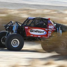 Tony Pellegrino of GenRight Offroad Goes All Out for Ultra-4