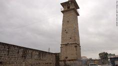 Symbolic Syrian mosque destroyed; activists warn of phosphorus bombs