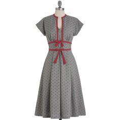 Bettie Page Social Savant Dress ($154) via Polyvore