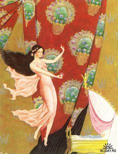 Illustration by Rudolf Koivu