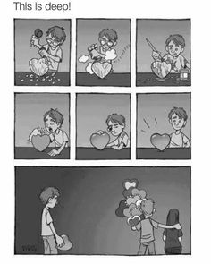 You wasted your Time and everything to make him/her Happy but someone else just got him/her without any effort..   So Moral of the story is Be careful when falling for someone.. See if its worth it.. Cuz if they Truly Care for you, you will see it by their action.. Otherwise You will Soon Realize Someone else is Meant for you..
