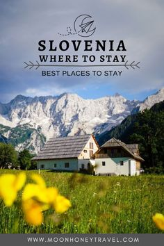 Find out where to stay in lovely Slovenia. We've curated our favorite villages and accommodations. #slovenia #travel #sloveniatravel #slovenianalps #nature #farmstay Slovenia Travel, Julian Alps, Farm Stay, Amazing Destinations, Small Towns, National Parks, Places To Visit, Around The Worlds, Hiking