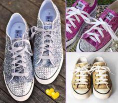 4 Ideas para customizar tus zapatillas Converse
