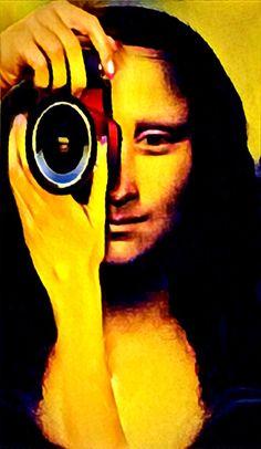 Mona Lisa - Photographer