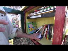 Little Free Library stands help community members connect and share. http://www.littlefreelibrary.org/