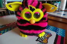 A Furby. | 47 Things You're Still Kind Of Mad Your Parents Wouldn't Buy You