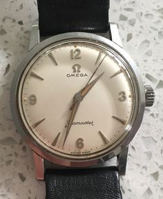 Due soon. Vintage Omega Pre Owned Watches, Vintage Omega, Fine Watches, Accessories, Nice Watches, Jewelry Accessories