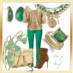 """""""Erin go Bragh"""" by anfernee-131 ❤ liked on Polyvore"""