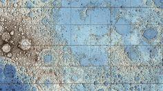 G.A.B.I.E.: Los mapas más impresionantes de la Luna jamás publ...