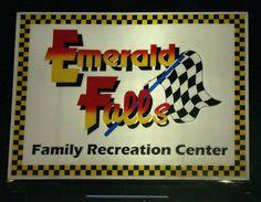 Emerald Falls Family Recreation Center - Panama City Beach Florida Attractions