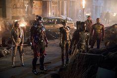 Crítica   Legends of Tomorrow 1X06: Star City 2046