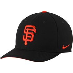 c1fc4b31f7eb70 Men's San Francisco Giants Nike Black Wool Classic Adjustable Performance  Hat