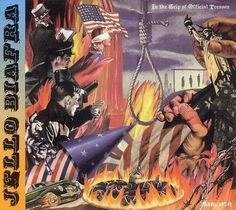 Jello Biafra - In The Grip of Official Treason