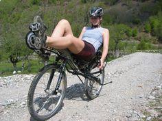 AZUB BIKE - recumbents, trikes, vélo couché, liegerad, liegedreirad - AZUB IBEX - recumbent bike