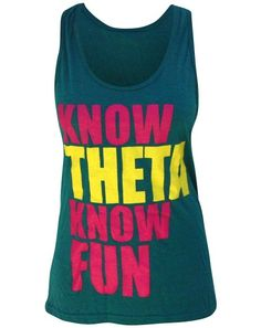 Know Theta, Know Fun!