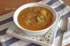Ricetta: Zuppa di Avena -ricetta sana-