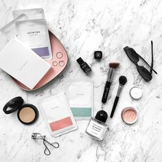 Messy countertops are the worstyet practically inevitable for beauty junkies right? Wrong! Tap link in bio to see exclusive tips from an experienced beauty editor on how to organize your beauty loot: where you should store this and that to make sure your products will last what you should keep what you should throw away and more! Who knows? You may be the next one tagging us in a picture with your pretty organized beauty products! #theklog _   @phoebesoup