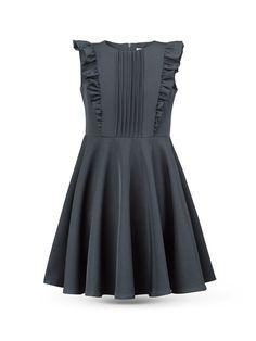 Сарафан Кембридж Sc Alisia Fiori. Цвет серый, черный.