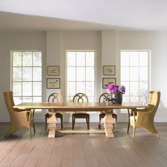 Axiom Dining Set by Artistica Home Furnishings