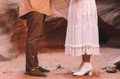 A DESERT ELOPEMENT – Spell Bohemian Wedding Inspiration, Bohemian Wedding Dresses, Bohemian Style, Bohemian Weddings, He's Beautiful, Great Friends, Boho Fashion, Style Fashion, I Dress
