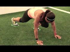 ▶ Lita Lewis - Leg workout - YouTube