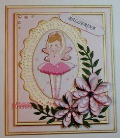 Ballerina, Cardmaking, Crafts, Home Decor, Manualidades, Decoration Home, Ballet Flat, Room Decor, Handmade Crafts