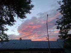 Mraciky nad Spisskou Starou Vsou ... Clouds, Celestial, Sunset, Outdoor, Outdoors, Sunsets, Outdoor Games, The Great Outdoors, The Sunset