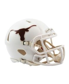 Riddell Texas Longhorns Speed Mini Helmet - Team Color