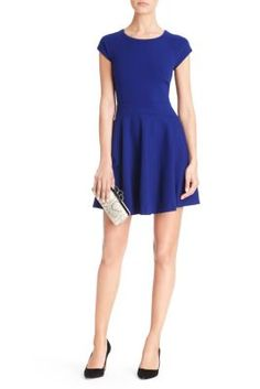 Delyse Fit and Flare Dress