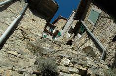 Apricale (IM), in pieno centro storico