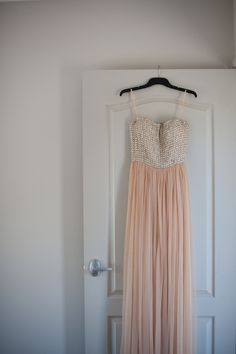 Pretty party dress :) Peach Dress #womendress #alice257891 #PeachDress #Peach #Dresses #nicefashion   www.2dayslook.com