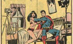 El día que Superman fue actor porno