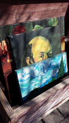 Hidden Mickey - EPCOT - France, by the water. Hidden Mickeys Disney World, Epcot, France, Water, Painting, Gripe Water, Painting Art, Paintings, Painted Canvas