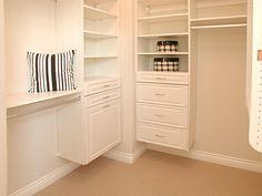 Dream walk-in closet
