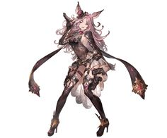 View an image titled 'Catherine Art' in our Granblue Fantasy art gallery featuring official character designs, concept art, and promo pictures. Female Character Design, Character Design References, Character Design Inspiration, Character Concept, Character Art, Concept Art, Cute Characters, Fantasy Characters, Female Characters