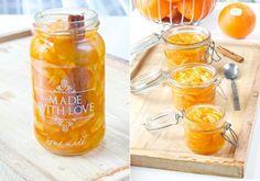 Appelsinmarmelade med eple