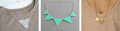 Legendary Beads » Tutorial: Geometric Necklace
