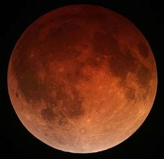 Lunar eclipse - Wikipedia, the free encyclopedia... The April 15, 2014 total lunar eclipse.