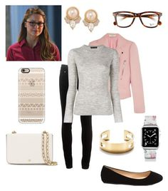 Kara Danvers/Supergirl #3 by getsherlock on Polyvore featuring polyvore fashion…