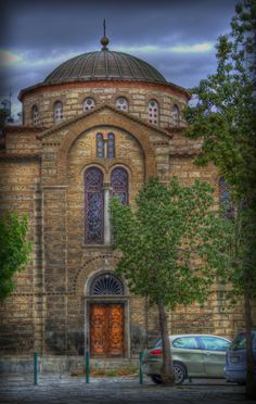 Greek Church, Athens