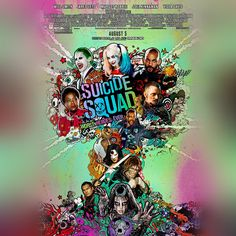 Download Wallpaper: http://ilovepapers.com/as41-suicide-squad-film-poster-art-illustration/ as41-suicide-squad-film-poster-art-illustration via http://ilovepapers.com - HD Wallpapers by Artists