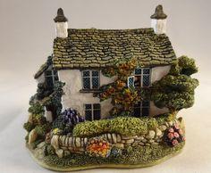 Lilliput Lane Dove Cottage Grassmere Unboxed No Deeds Excellent