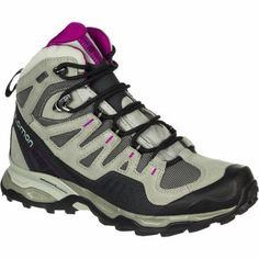 b6eb6774a69c24 Salomon Women s Conquest GTX Boot Salomon.  179.95. Textile. ContaGrip  Outsole. Regular Lace