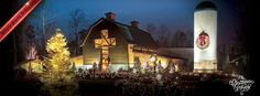 Christmas at the Billy Graham Library | Facebook Cover Photo