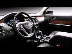 2016 Ford Flex at Paul Clark Ford Serving Hilliard Yulee and Jacksonville FL
