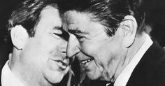 Here Are Some Things You Didn't Know About Ronald Reagan.