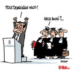 Le parquet demande un procès pour Nicolas Sarkozy dans l'affaire Bygmalion…