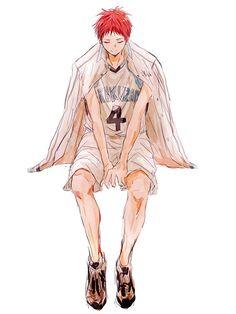Akashi Seijūrō 赤司 征十郎 | Rakuzan Kōkō | Kuroko no Basket | 2015 log [40]